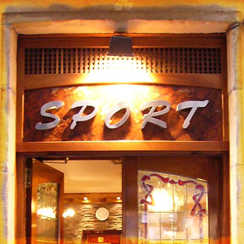 Один из моих самых любимых баров – Bar Sport!