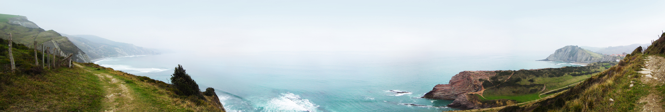 zumaia panorama