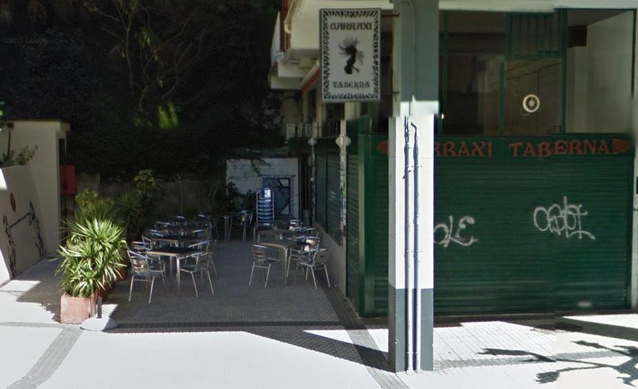 Вегитарианский ресторан Garraxi Taberna