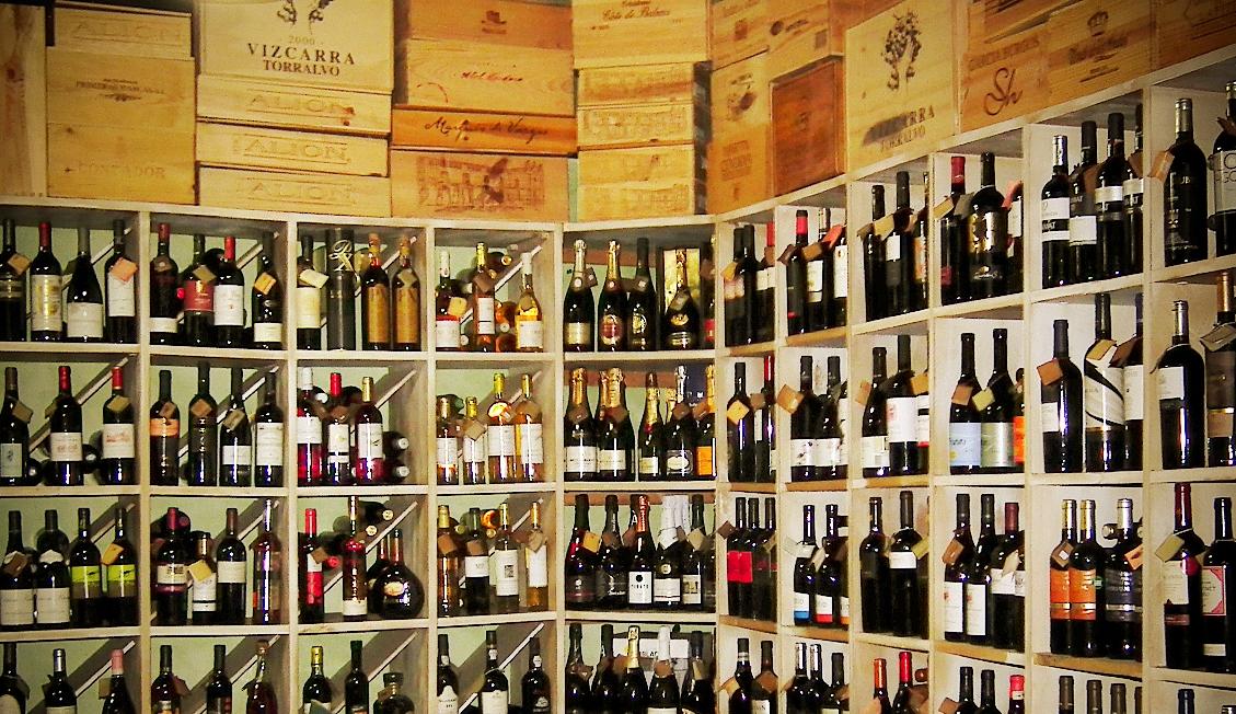 Винотека Manu Mendez – попробовать и научиться…