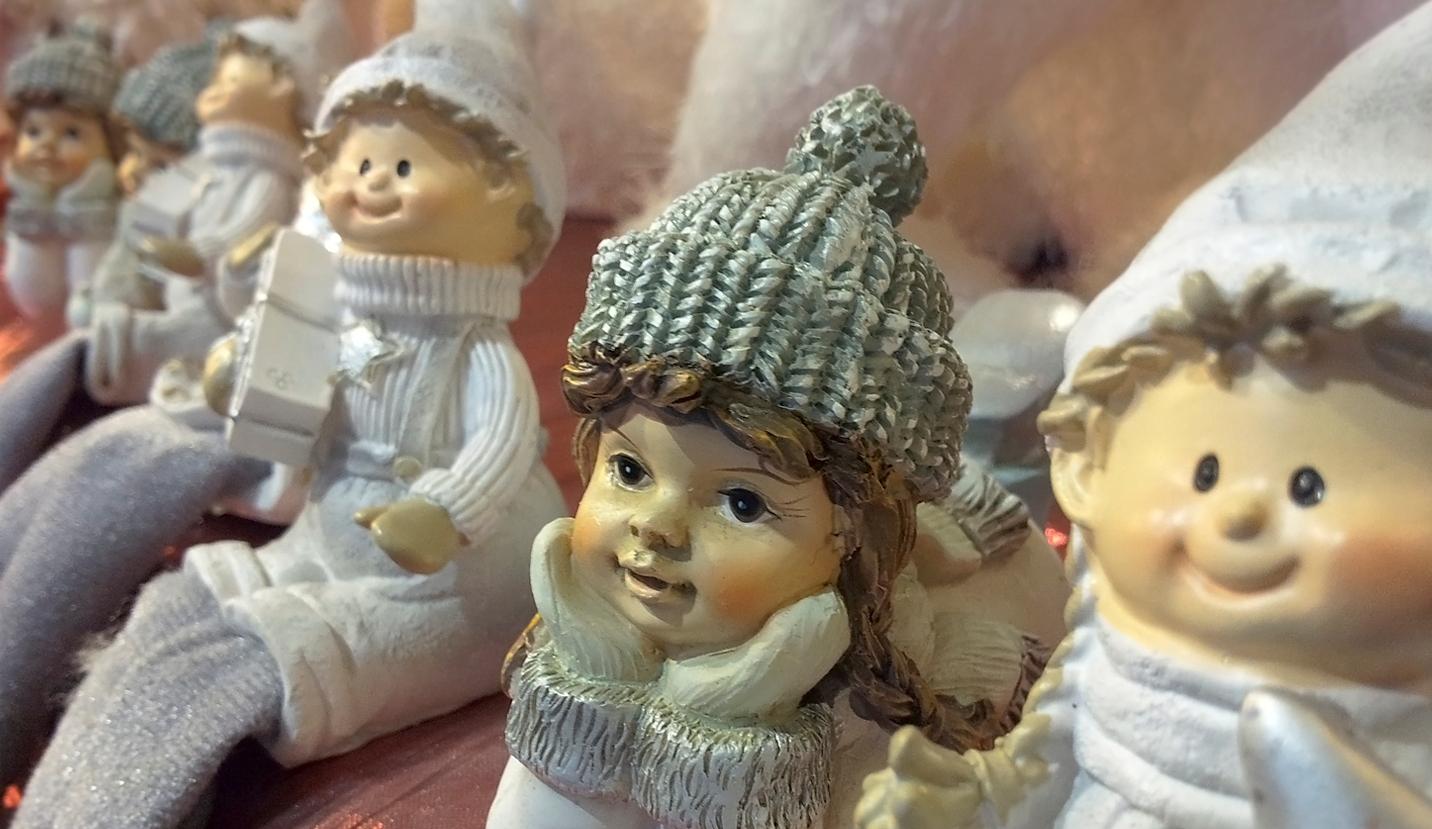 Приближается Рождество – пора за покупками!