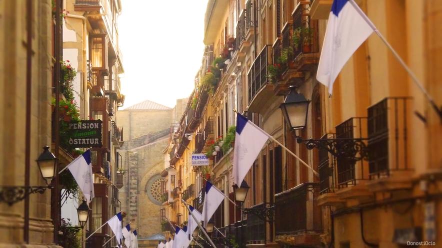 31 августа: 200-летие пожара Сан-Себастьяна