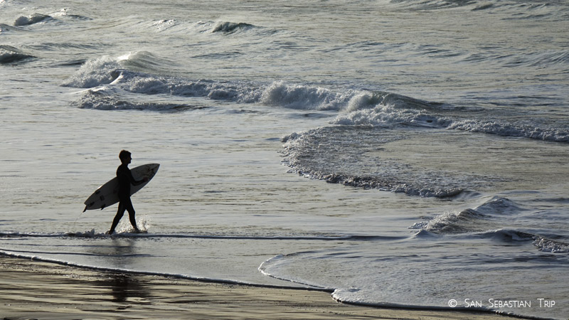 Surf'in Сан-Себастьян