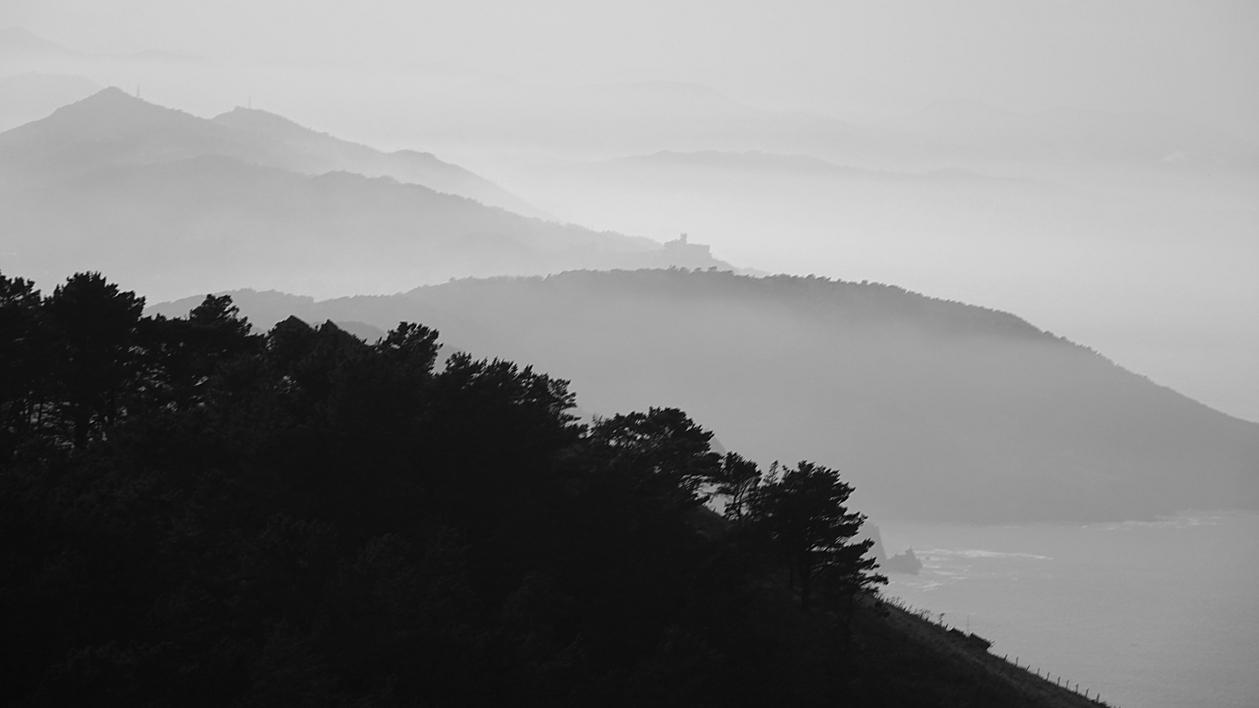 Гора Хайскибель (Jaizkibel)
