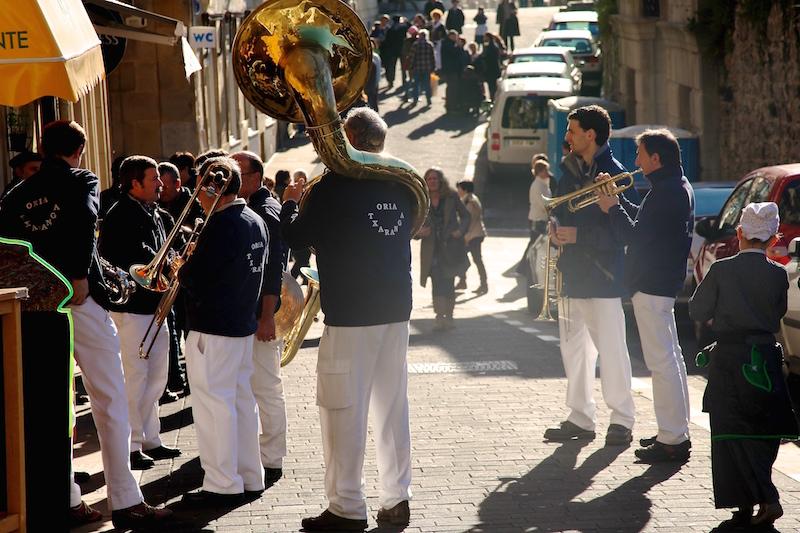Праздник Santo Tomás
